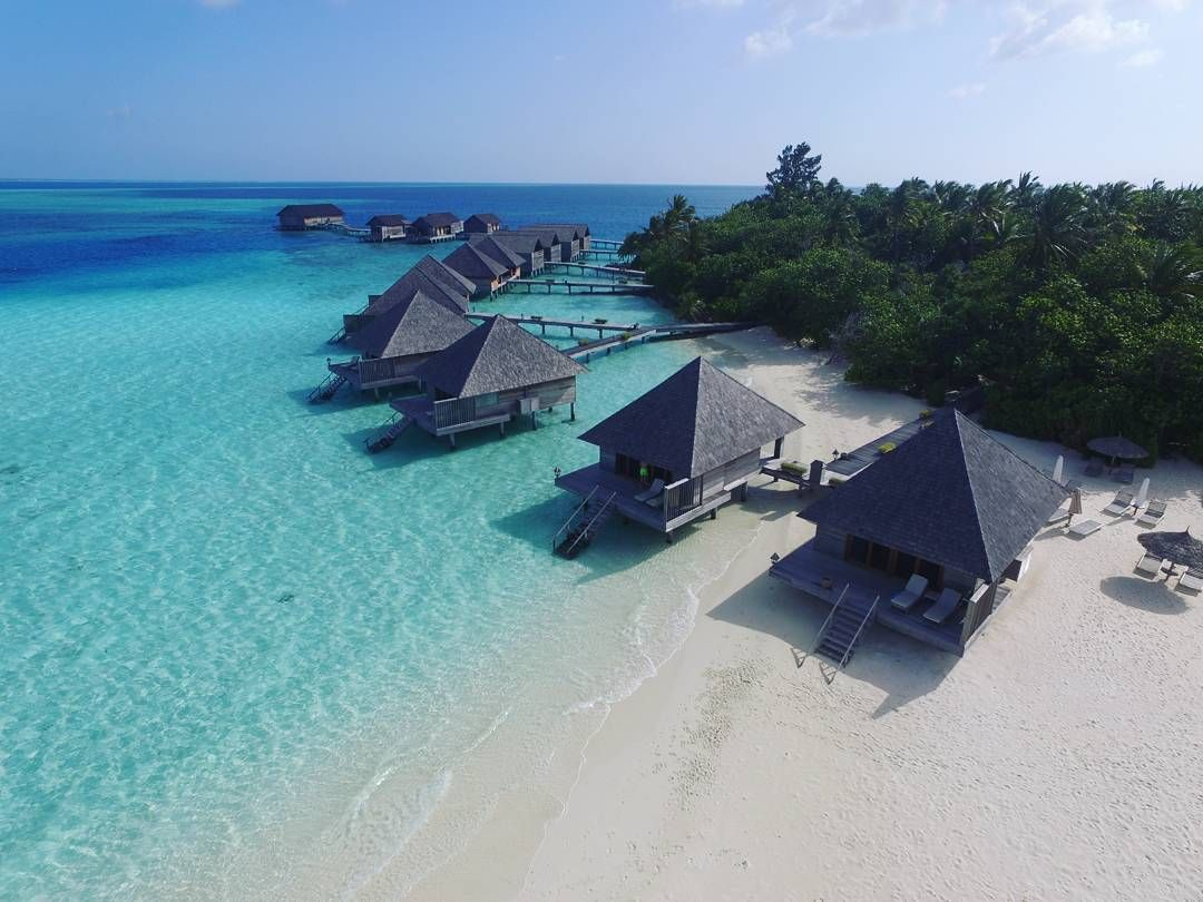 """73 Likes, 1 Comments - Denys (@denys.sergeevich) on Instagram: """"#maldives#dji#resort"""""""