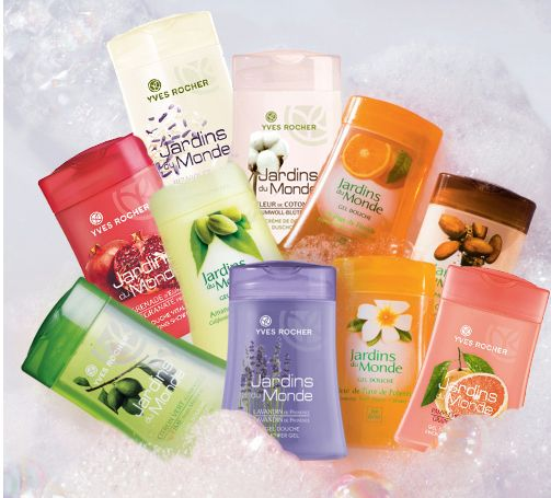 Qu aroma prefieres para una buena ducha el nuevo gel de ducha de pomelo de florida granada - Mejor gel de bano ...