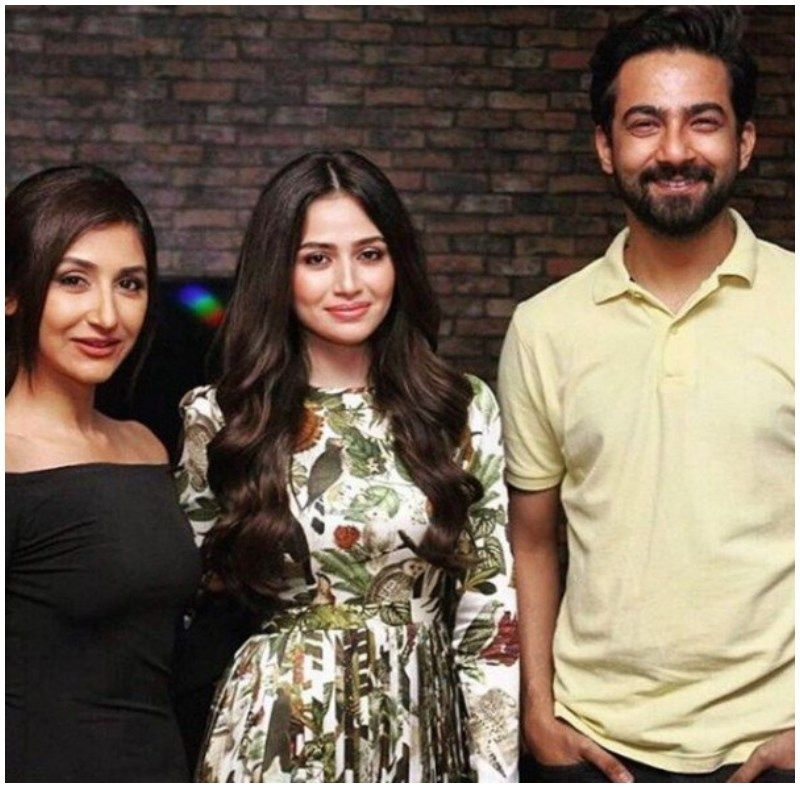 Sana-Javed-on-her-birthday with Friends | ♢Sana Javed♢ | Party