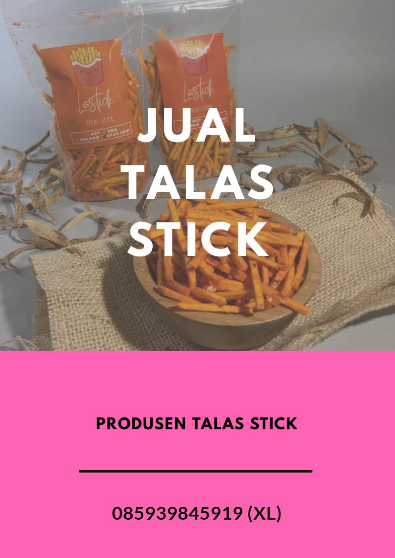085939845919 Xl Produsen Talas Stik Talas Stick Talas Balado Keripik Makanan Cemilan