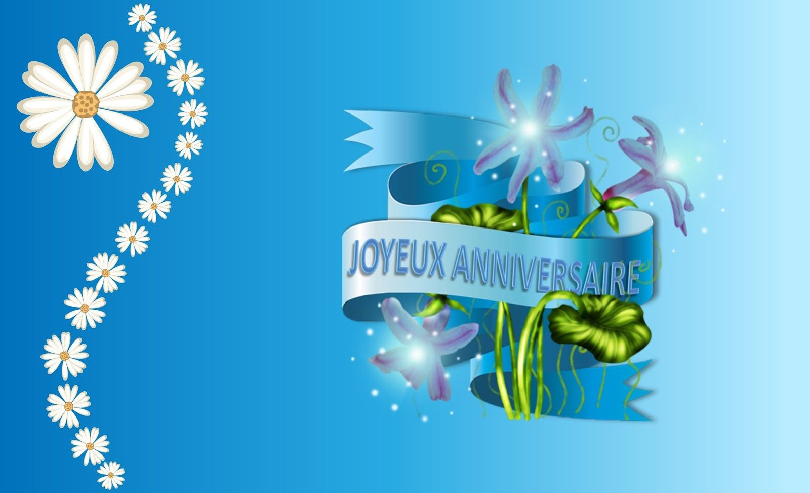 Fond D Ecran Anniversaire En Full Hd Anniversaire Joyeuse Anniversaire Image Anniversaire