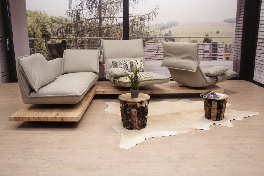 Koinor Koinor Modell Edit 2 In Leder A India Asphalt Haus Und Heim Koinor Sofa Mobelideen