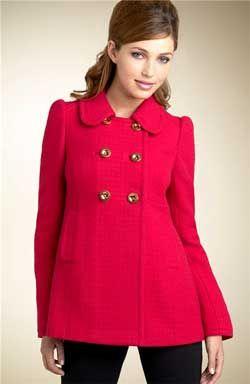 Моделируем и шьем ПАЛЬТО! Масса вариантов моделирования для самостоятельного пошива модного пальто!