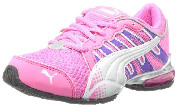 : PUMA Voltaic 3 Jr Running Shoe (Little KidBig