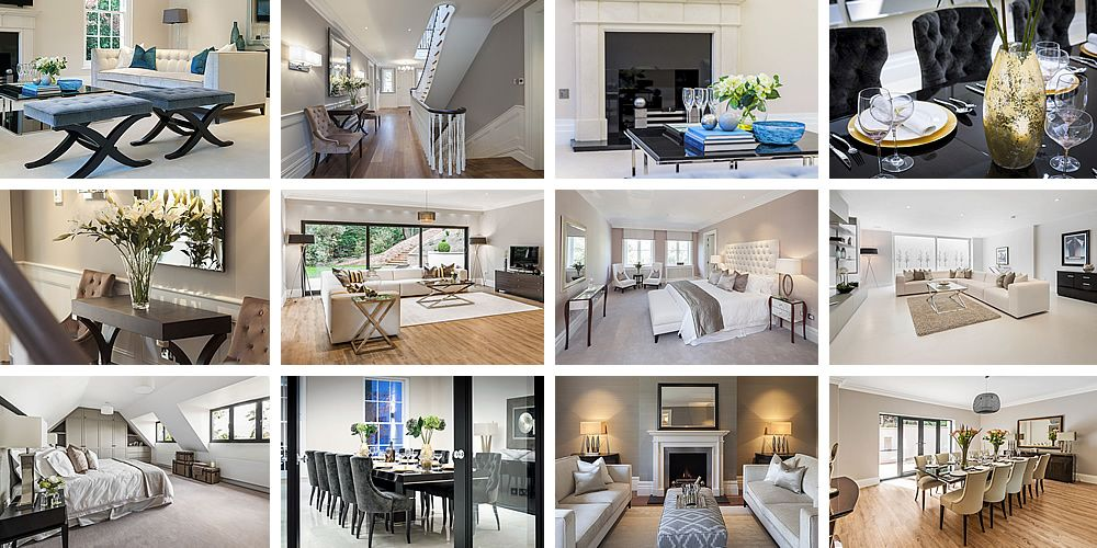 Show home furniture hire house dressing interiors london uk also rh pinterest