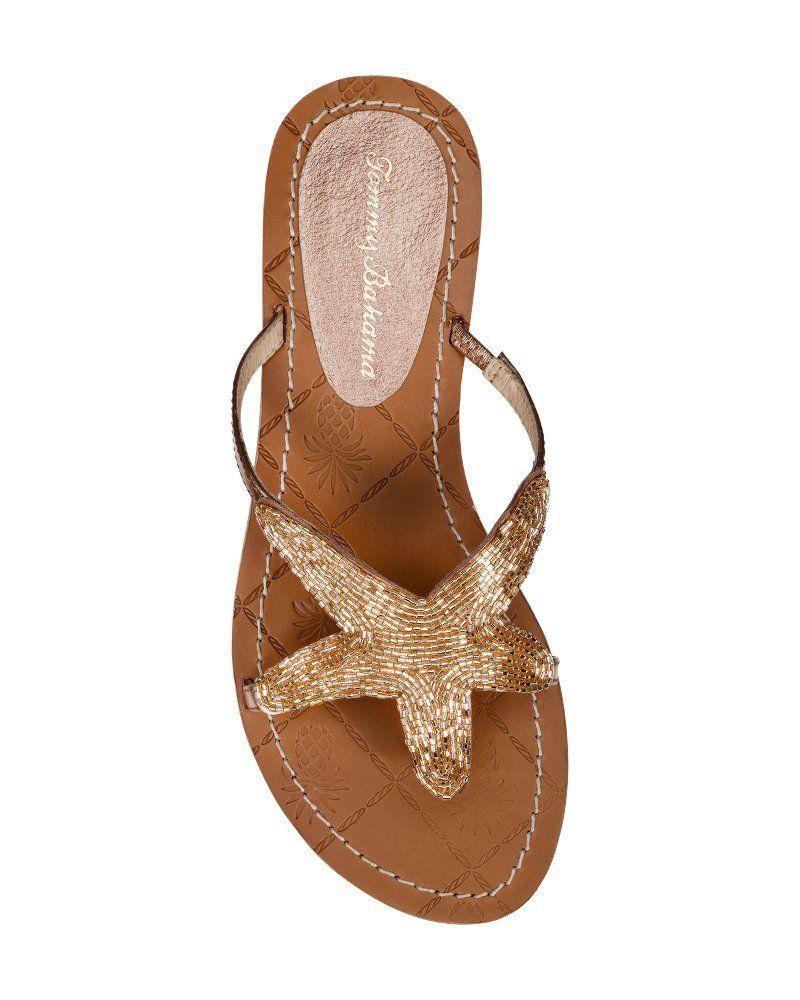 4c6bc4153 Harlow Leather Flip Flops
