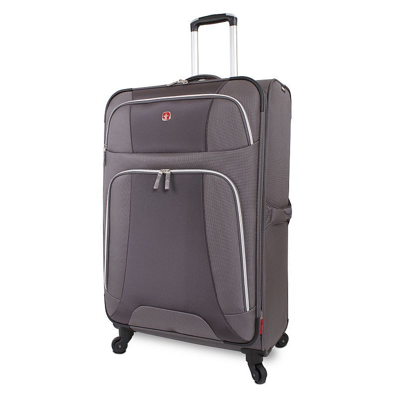Wenger Monte Leone 29-Inch Spinner Luggage, Grey