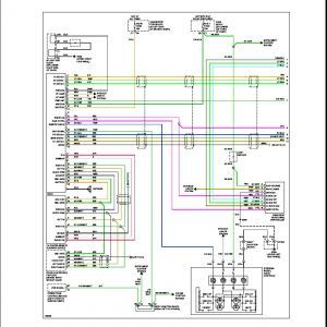 1997 Jeep Grand Cherokee Instrument Cluster Wiring Diagram ...
