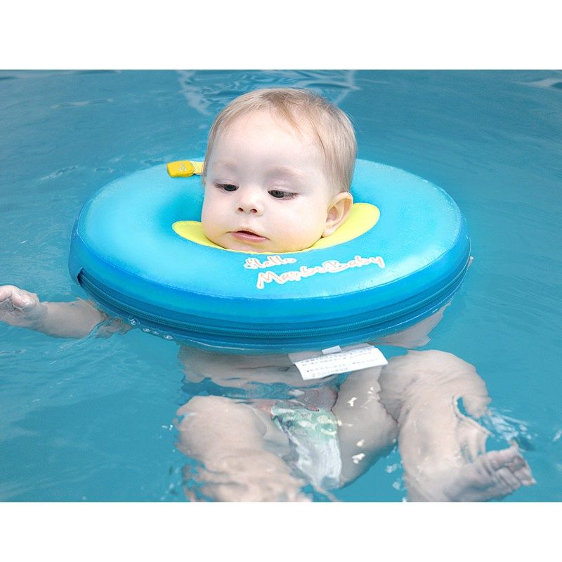 Check Price Mambobaby No Want Inflatable Child Gear Swimming Pool Equipment Swim Neck Ring C Swimming Pool Accessories Pool Accessories Swimming Pool Equipment