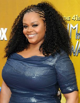 Jill Scott Micro Braids Wet Wavy Weave This Is A Protective Hairstyle Braid The Front Sew In Wea Natural Hair Styles Hair Styles Braided Hairstyles