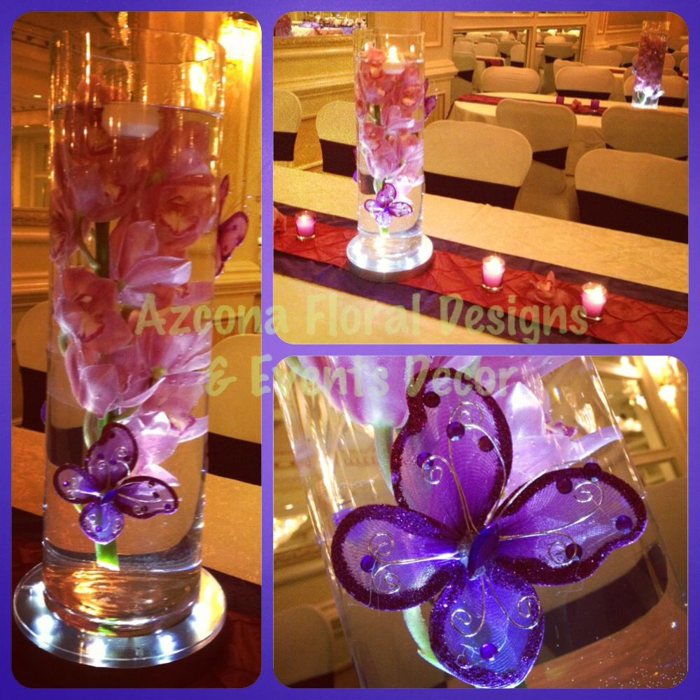 15th Birthday - Sweet Butterflies Theme | Sweet 16s ...