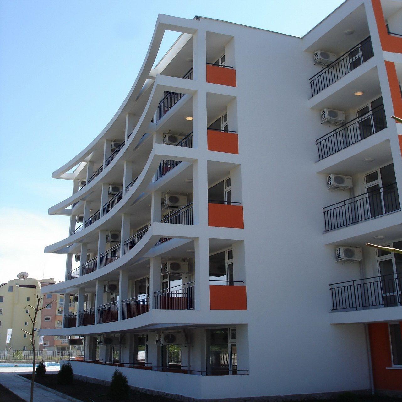 Modern Apartment Building Design | image- | ARCH / apartment ...
