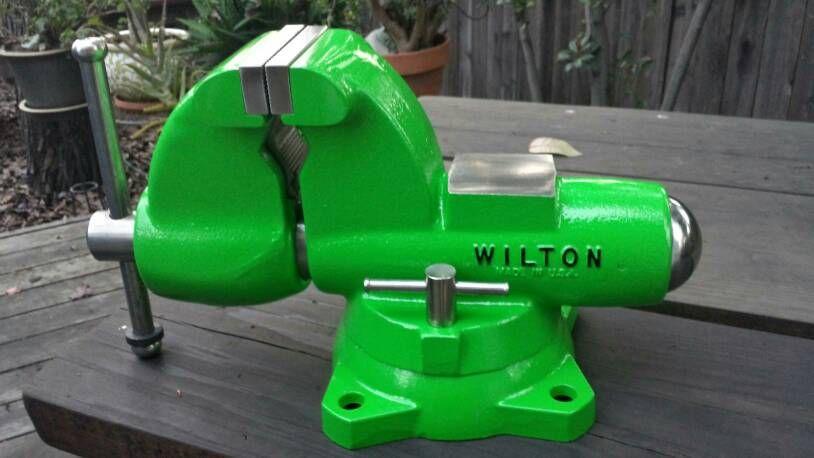 Nice Wilton C2 Vise From Jeff In Vegas Vises Bench Vise Wilton
