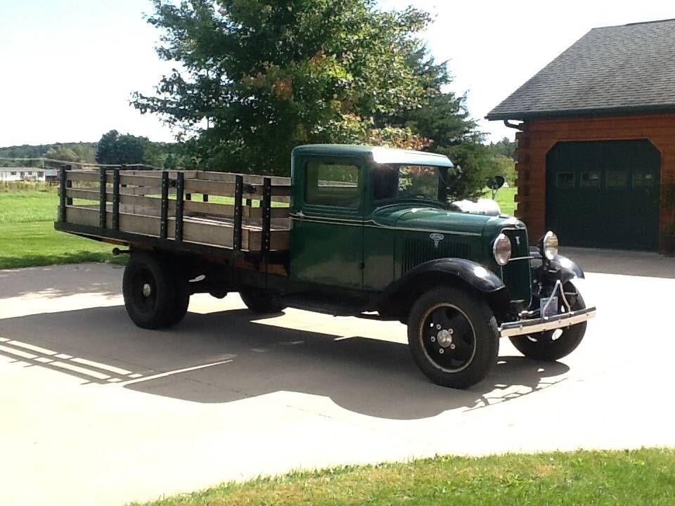 1934 Ford Model BB 1 1/2 Ton for sale #1876208 | Hemmings Motor ...
