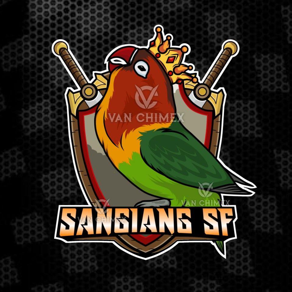 Logo Lovebird Vector Bird Logo Design Logo Design Vector Logo