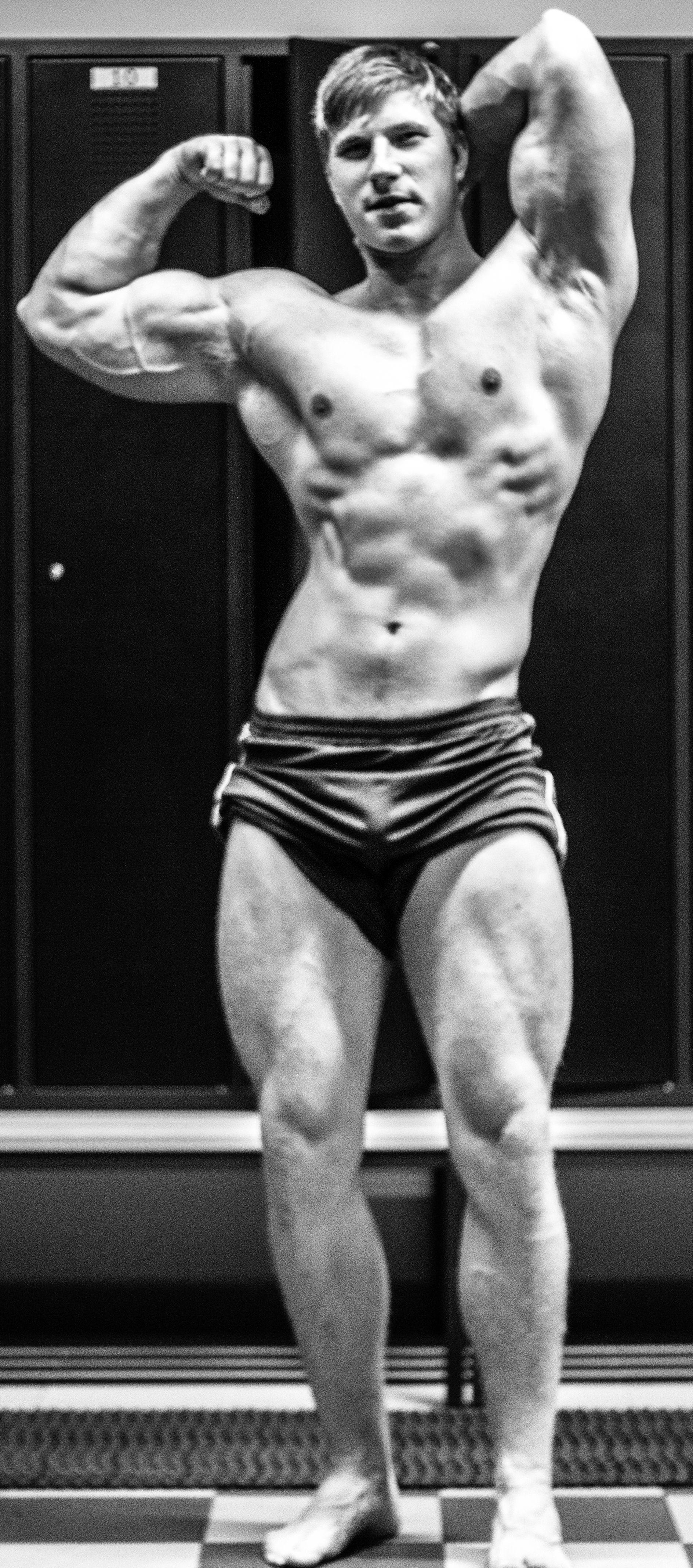 Aesthetic , Frank Zane Pose #shredded #fitness # ...