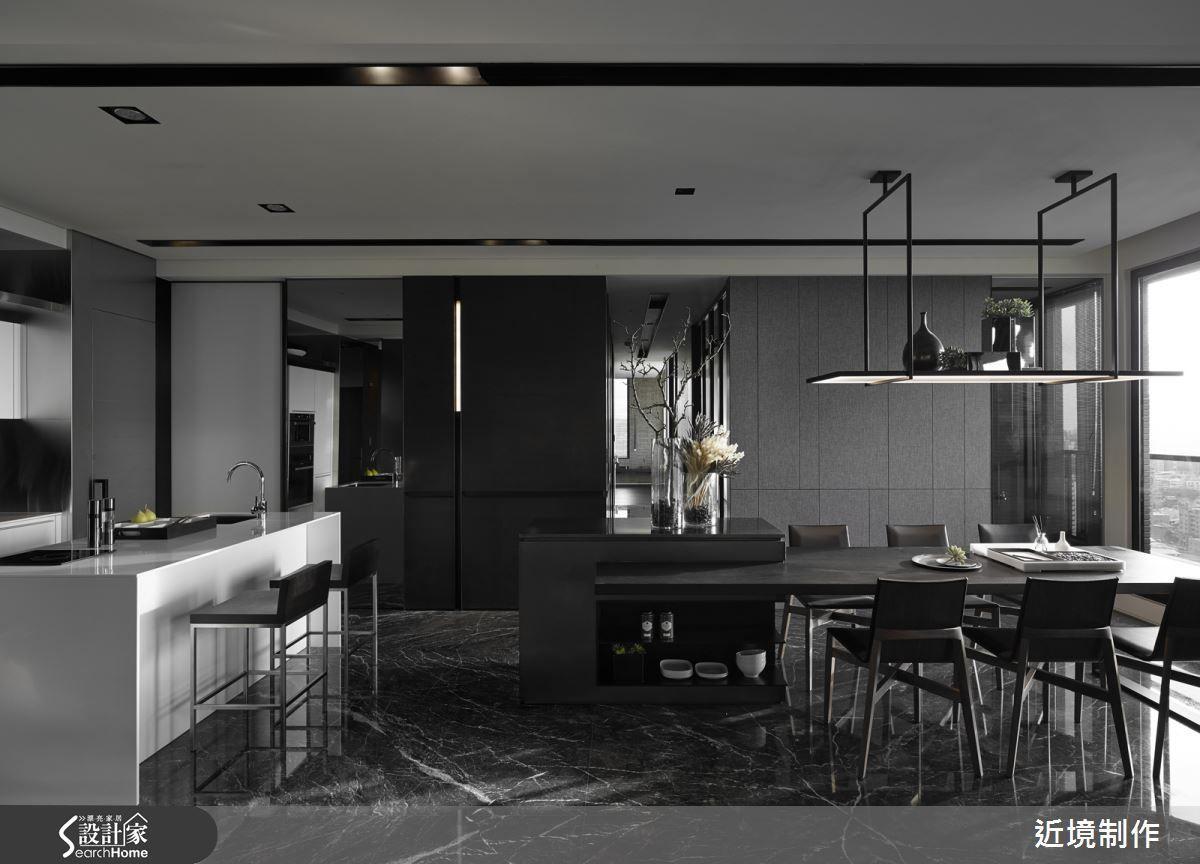 用室內建築手法,打造創意不羈的現代宅邸-設計家 Searchome