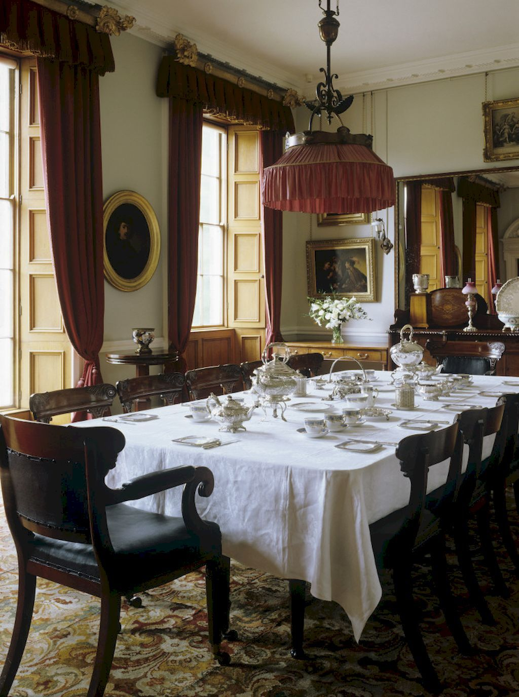 55 Vintage Victorian Dining Room Decor Ideas  Victorian Dining Brilliant Victorian Dining Room Decor Review