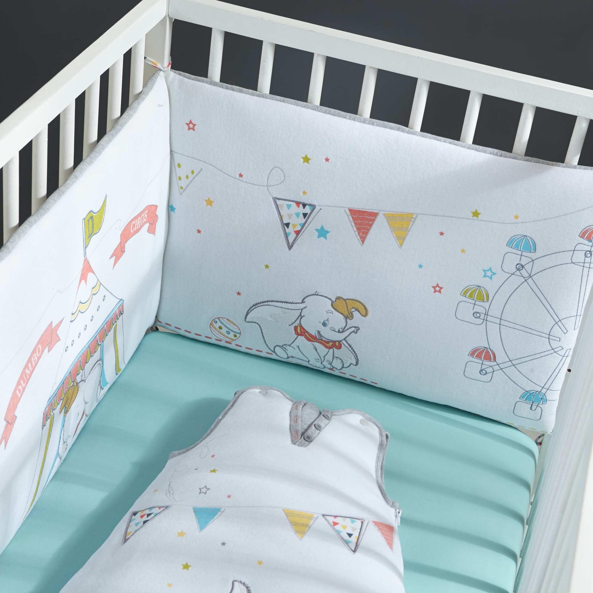 tour de lit bébé garçon disney chambre dumbo   Recherche Google | Dumbo kid's room | Pinterest  tour de lit bébé garçon disney