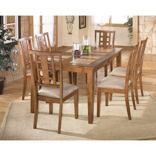 Tucker 5 piece Tile Kitchen Table Set by Ashley Furniture ...