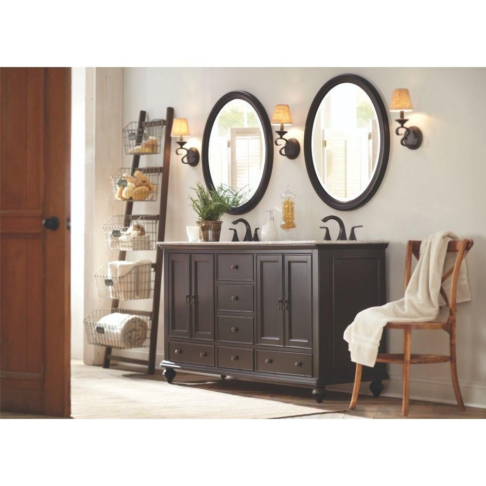 home decorators collection newport 61 in w x 21 1 2 in d on home depot vanity id=89330