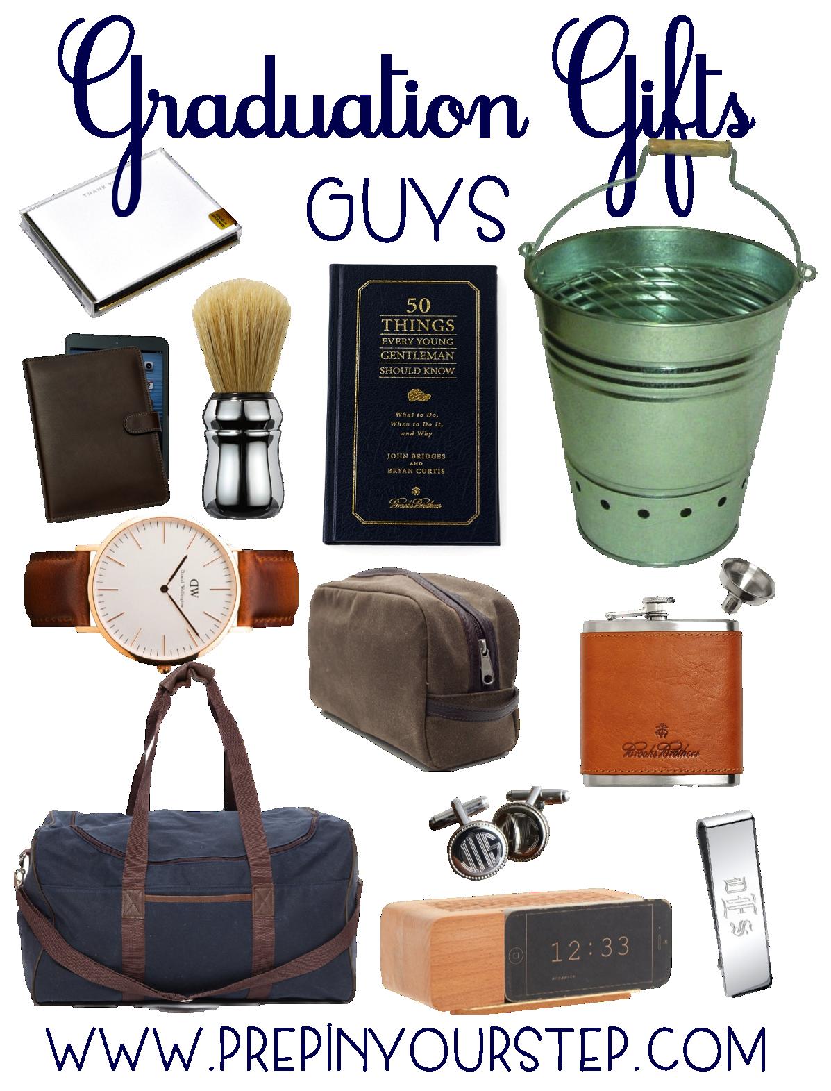 graduation gift ideas guys