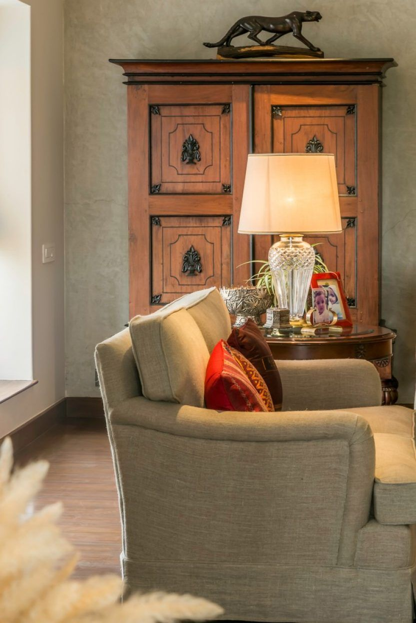 Home interior colour combination a view of the living room image courtesy kaushik mukherjee