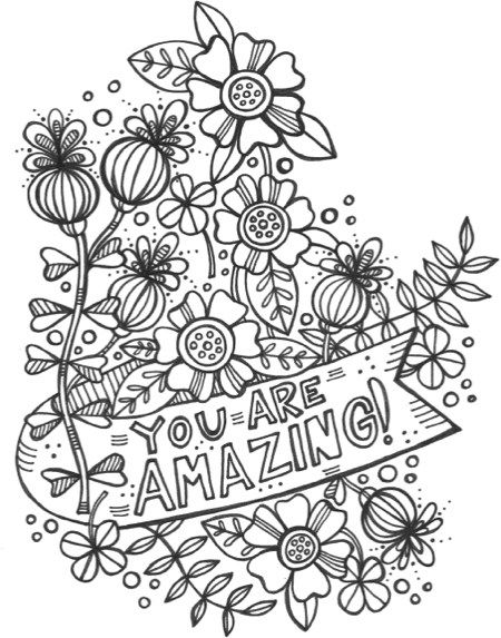 Hottest New Coloring Books February 2017 Roundup