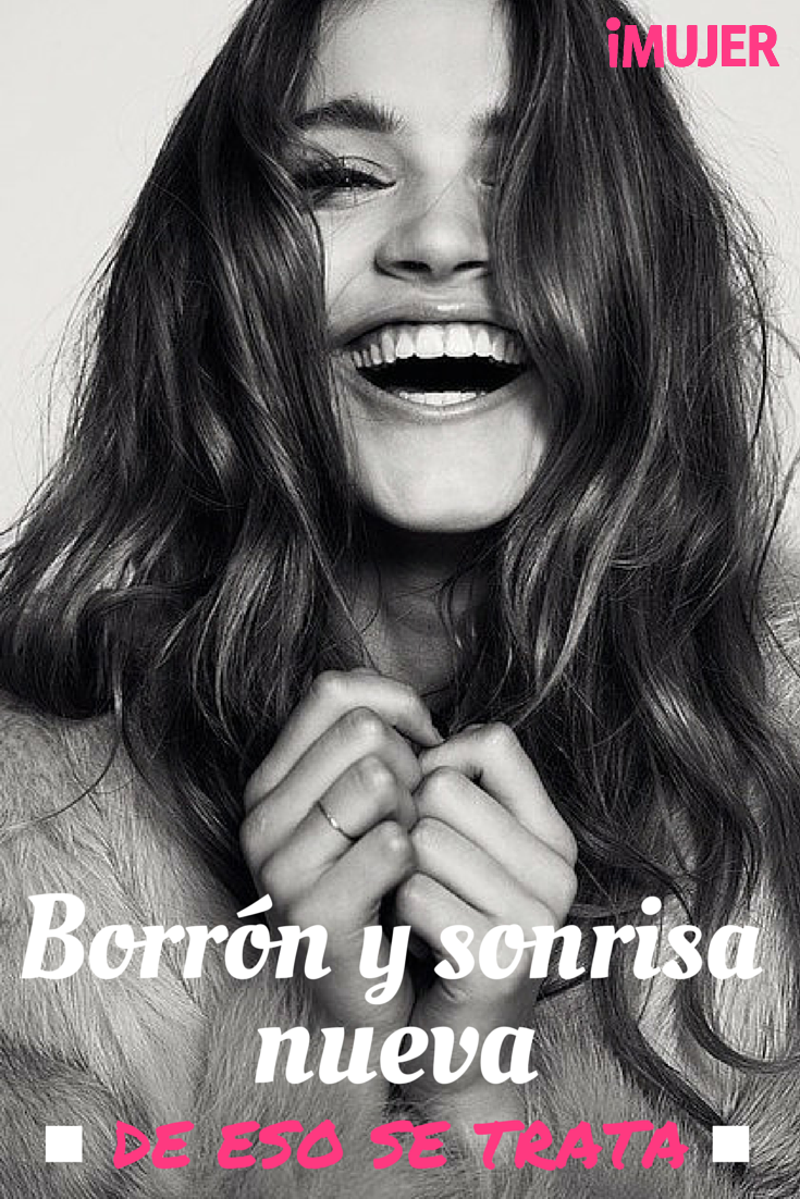 De Eso Se Trata Chicas Frases Woman Dont Cry Pinterest Smile