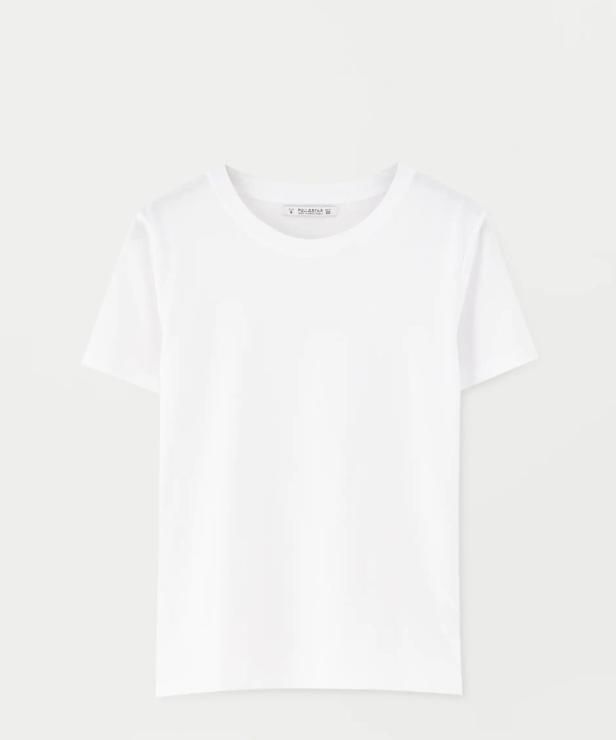 женская белая футболка в 2020 г | Белые футболки, Футболки ...