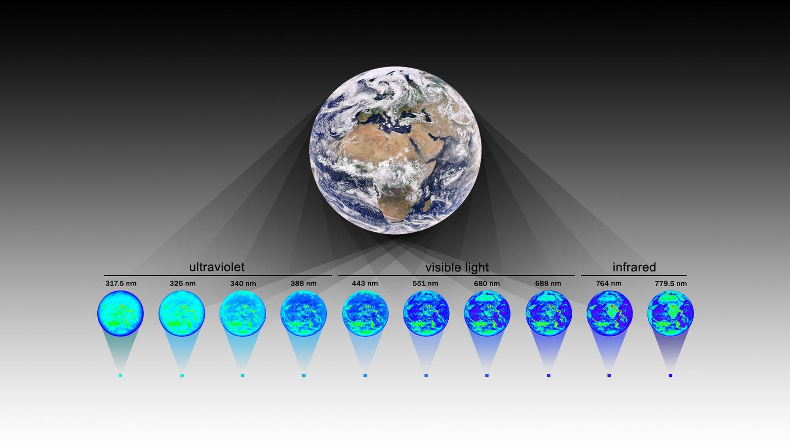 Galerie Regardez La Terre Autrement Pour Mieux Imaginer Les Ciel Et Espace Science Et Vie Terre