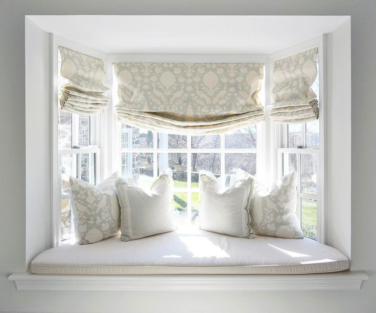 Beautiful Bay Window Curtains Ideas Part - 14: Five Ways Bay Windows Can Beautify Your Home
