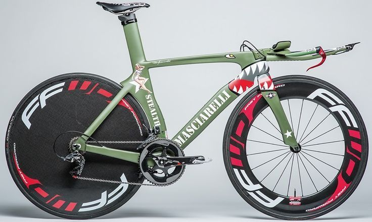 18 Custom Painted Bikes That Redefine Awesome Mpora All
