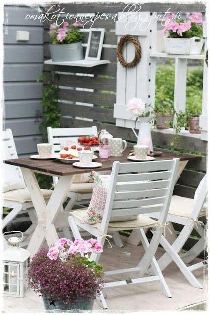 tuindecoratie garden decoration shabby chic outdoor decor shabby chic garden decor shabby on zink outdoor kitchen id=46229