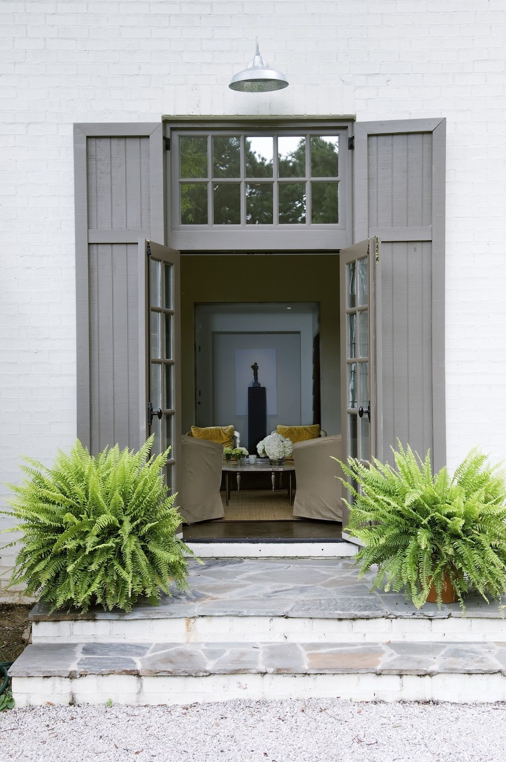 Pin By Kristy Wicks On Houses Curb Appeal Pinterest Doors