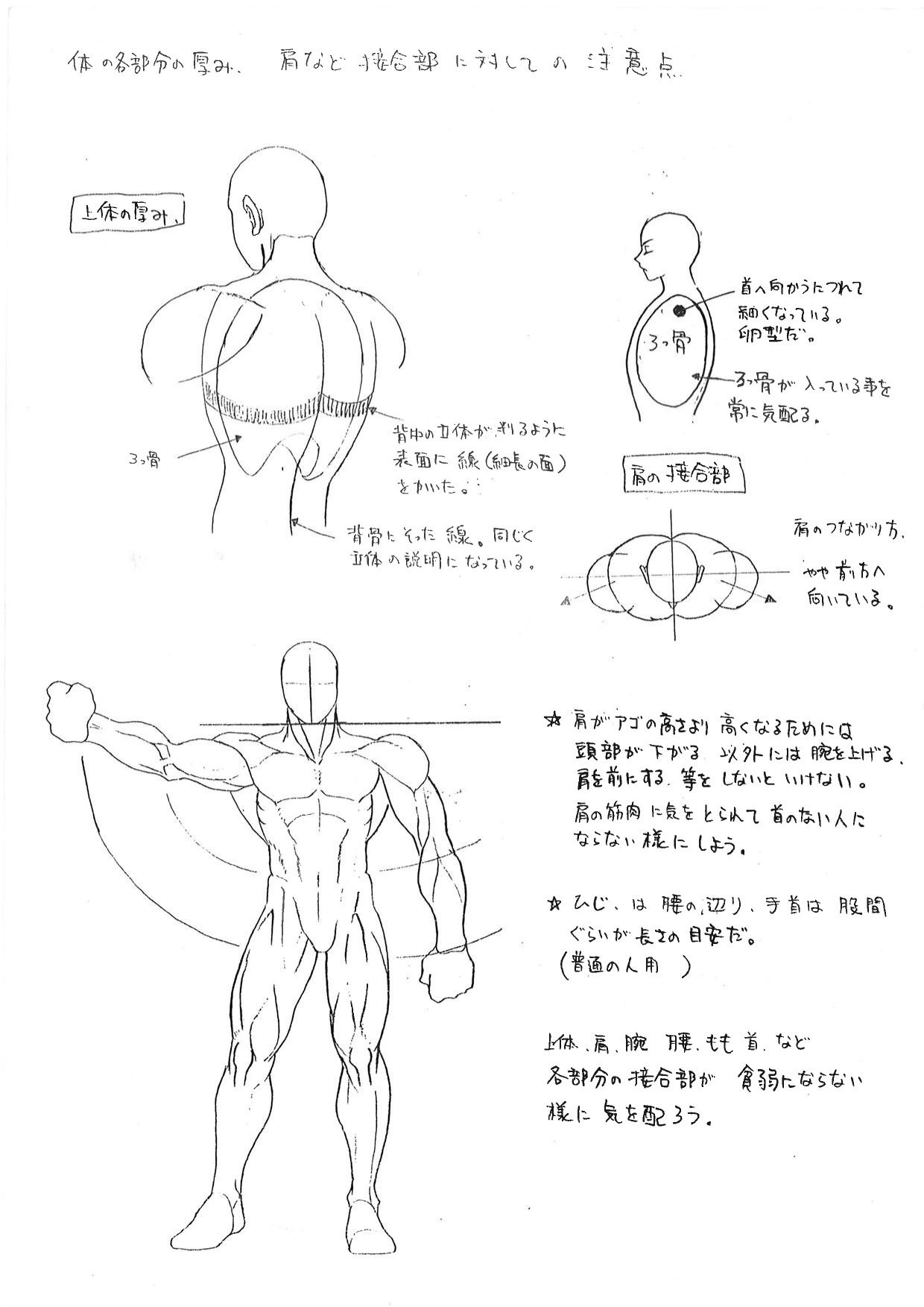 Video Games Densetsu More Pictures From The Anatomy Guide Made By
