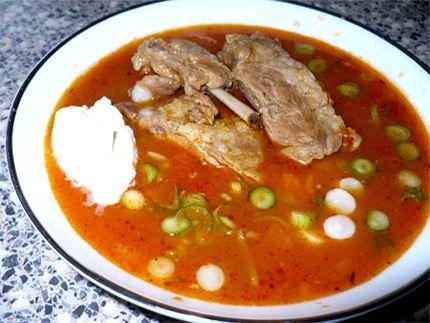 суп харчо из баранины рецепт с фото