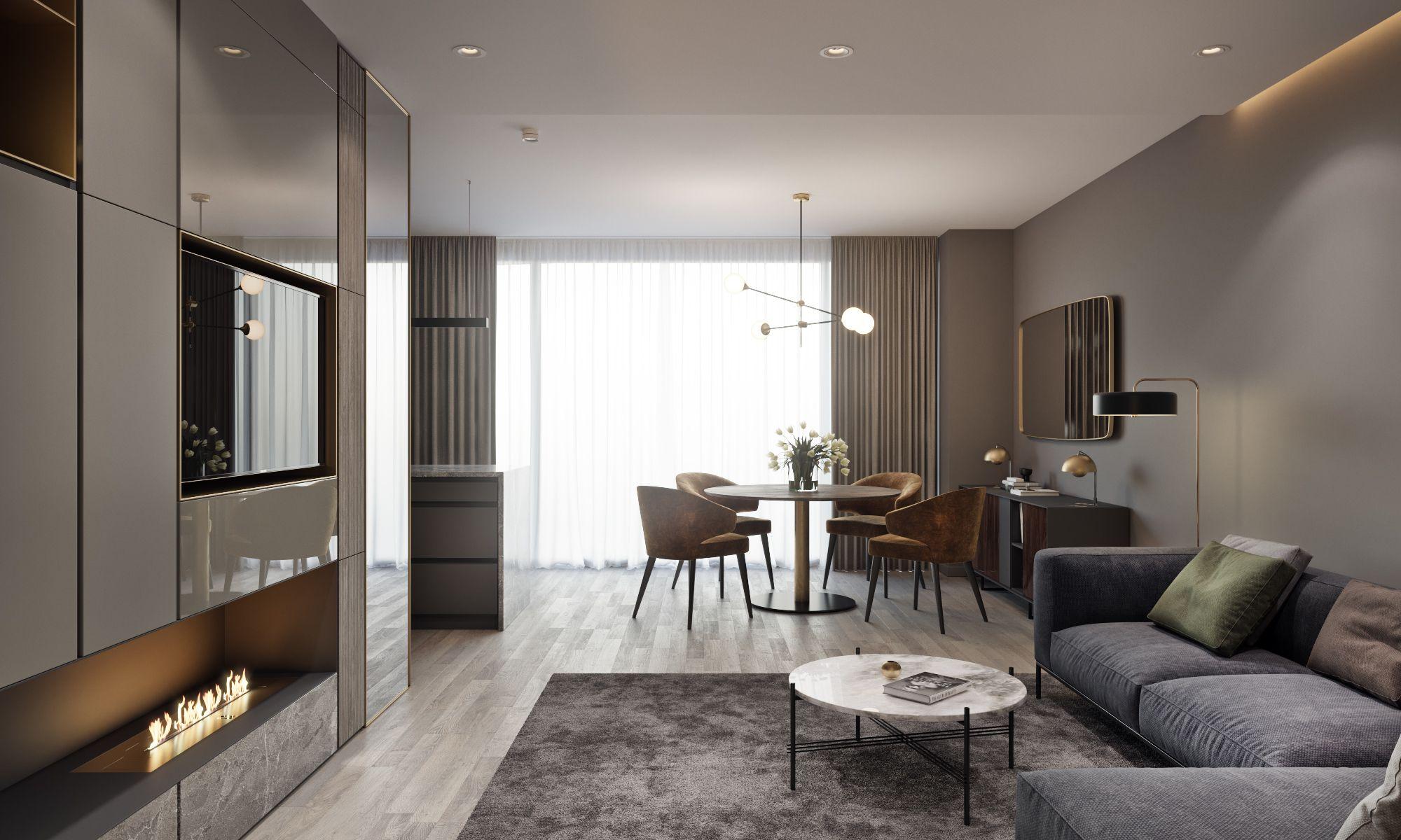 tol 39 ko berlin small apartment in germany on behance can ho landmark 2 vinhomes central. Black Bedroom Furniture Sets. Home Design Ideas