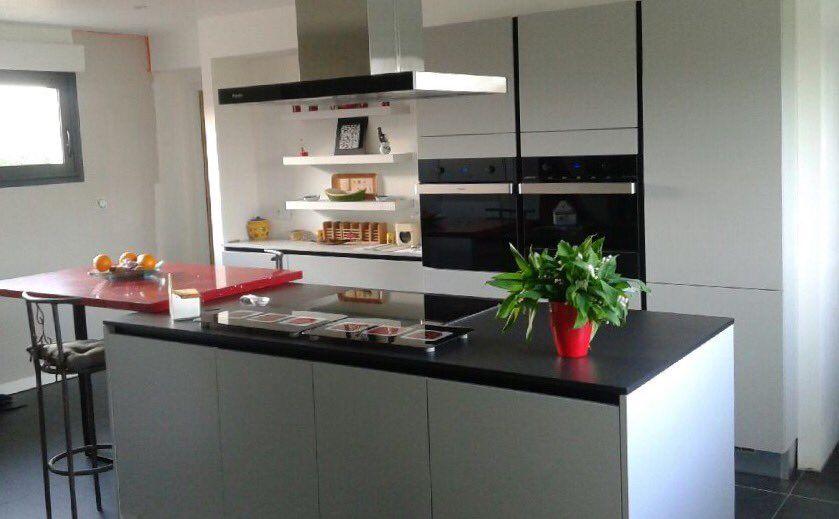 dise o de cocina realizado por nuestro cliente arthur On cocina de diseño toulouse