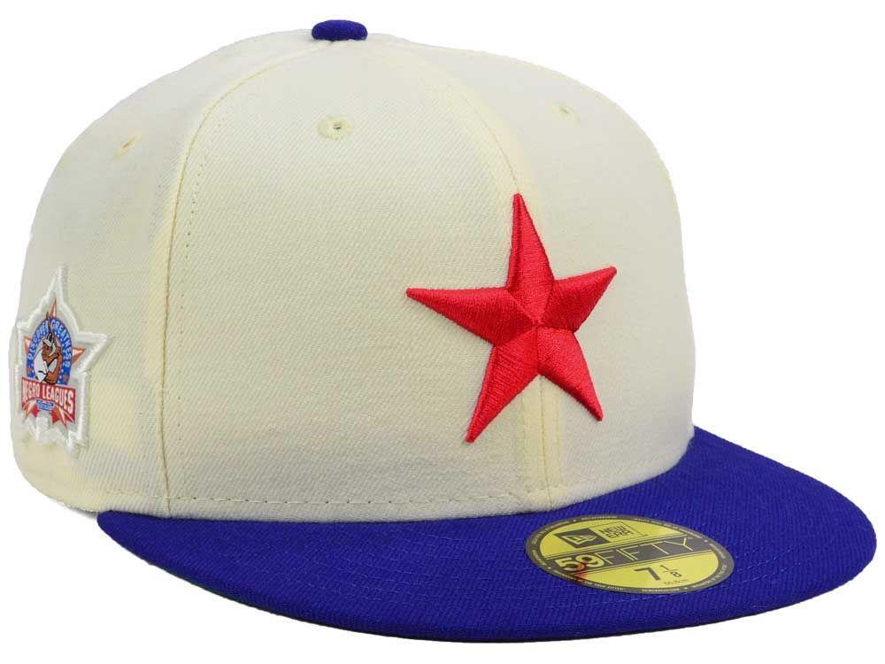 783c73cf72d02 Detroit Stars New Era Negro League Patch Collection 59FIFTY Cap ...