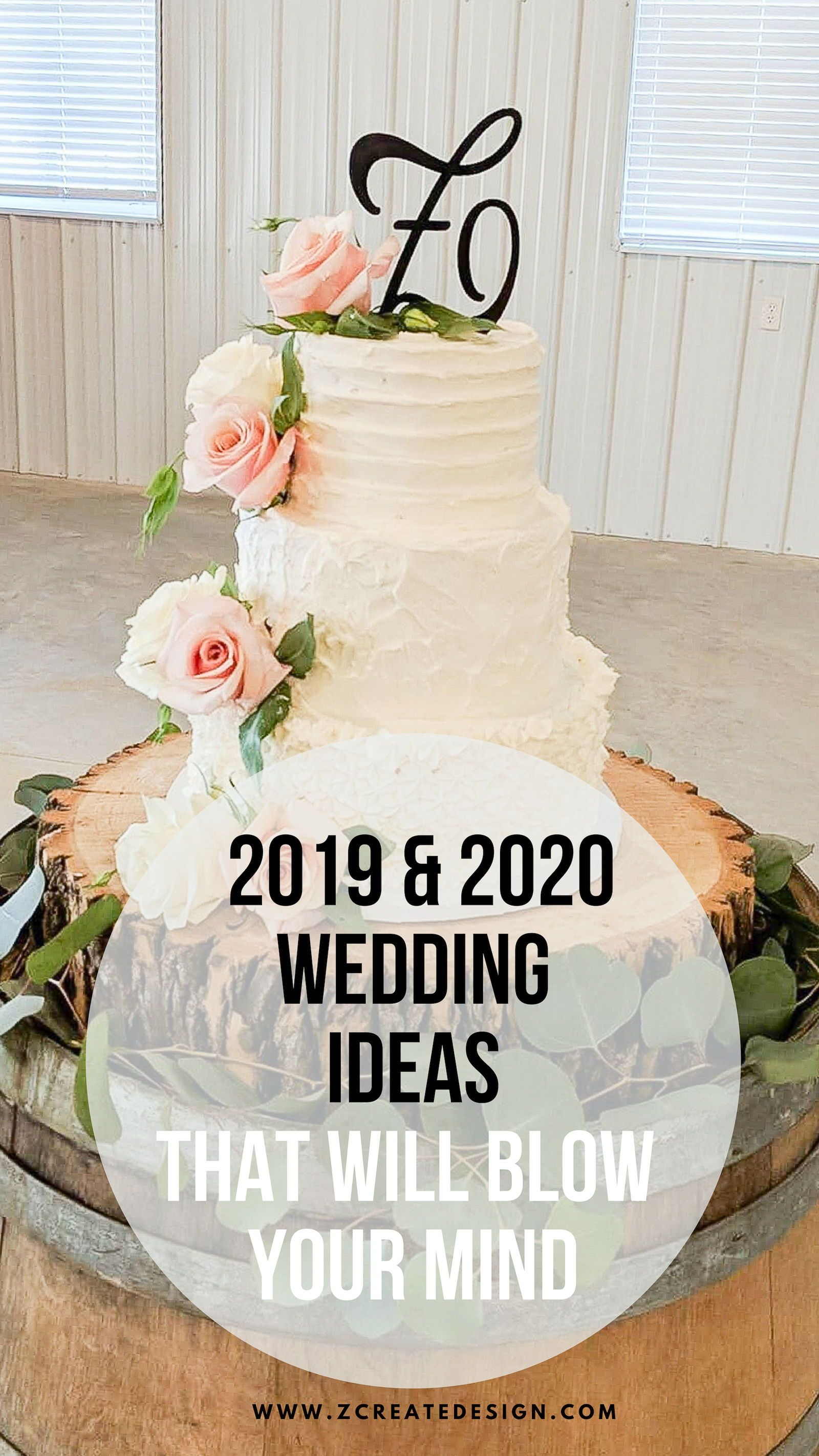 2020 Fall Decorating Ideas Upcoming wedding trends and wedding decor ideas for 2019 and 2020