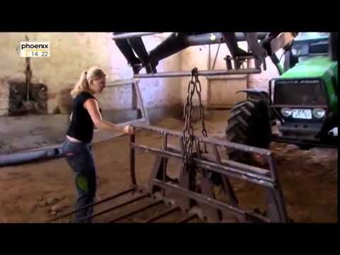 Ein Bericht über meine Schwester Susanne Janßen und über eine andere junge Landwirtin