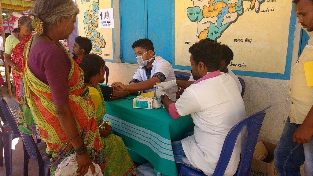 Healthcare csr activities india health programs csr