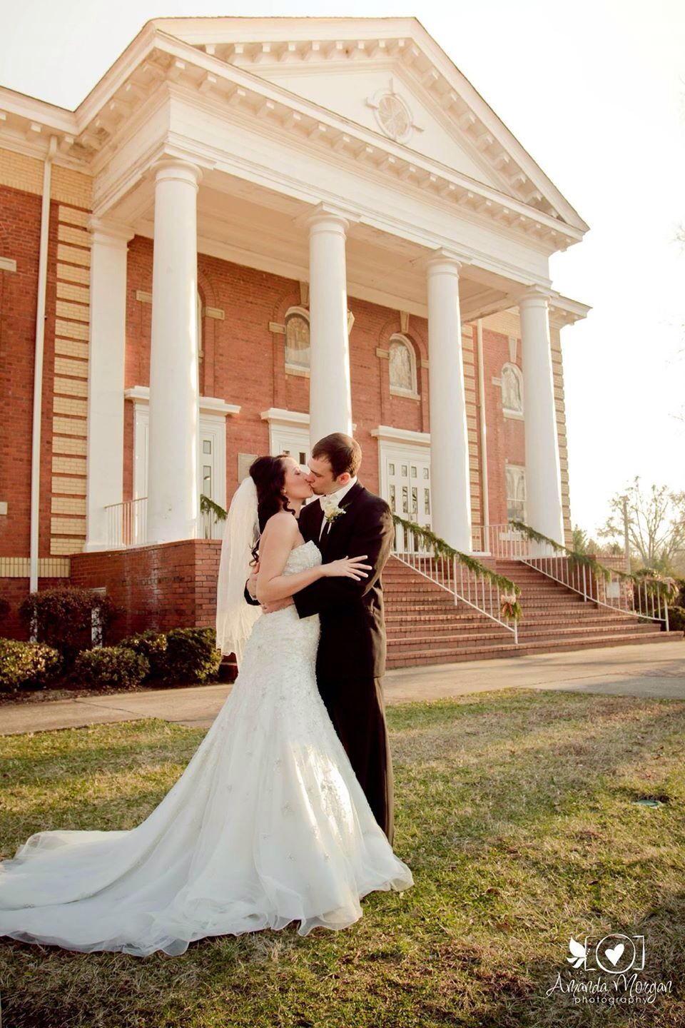 Downtown Landrum Landrum Sc Wedding Photography March