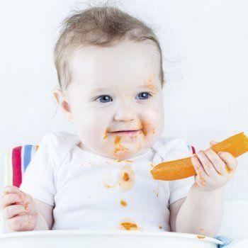 La mejor alimentación para bebés de 4 a 6 meses