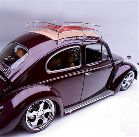 Foreign Concepts Vw Volkswagen Roof Racks Bugs Beatles Luggage
