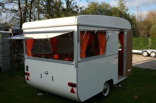esterel rigipli caravanes vintages pinterest petite caravane caravane pliante et caravane. Black Bedroom Furniture Sets. Home Design Ideas