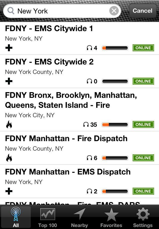 Emergency Radio Free (Police Scanner) UtilitiesEdgeRift