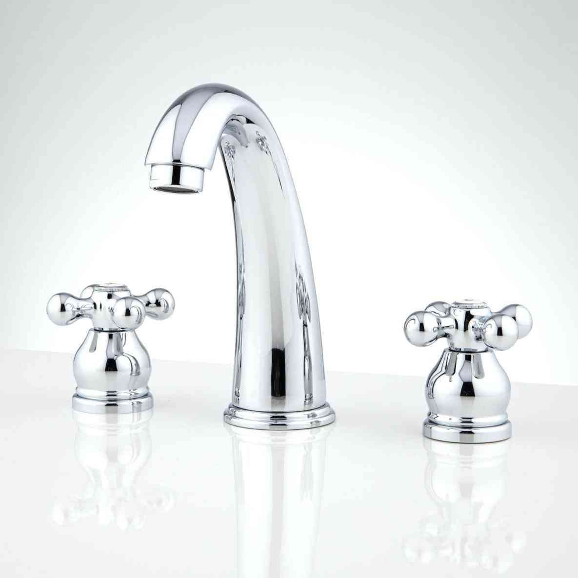 Exceptionnel New Post Bathroom Sink Knobs