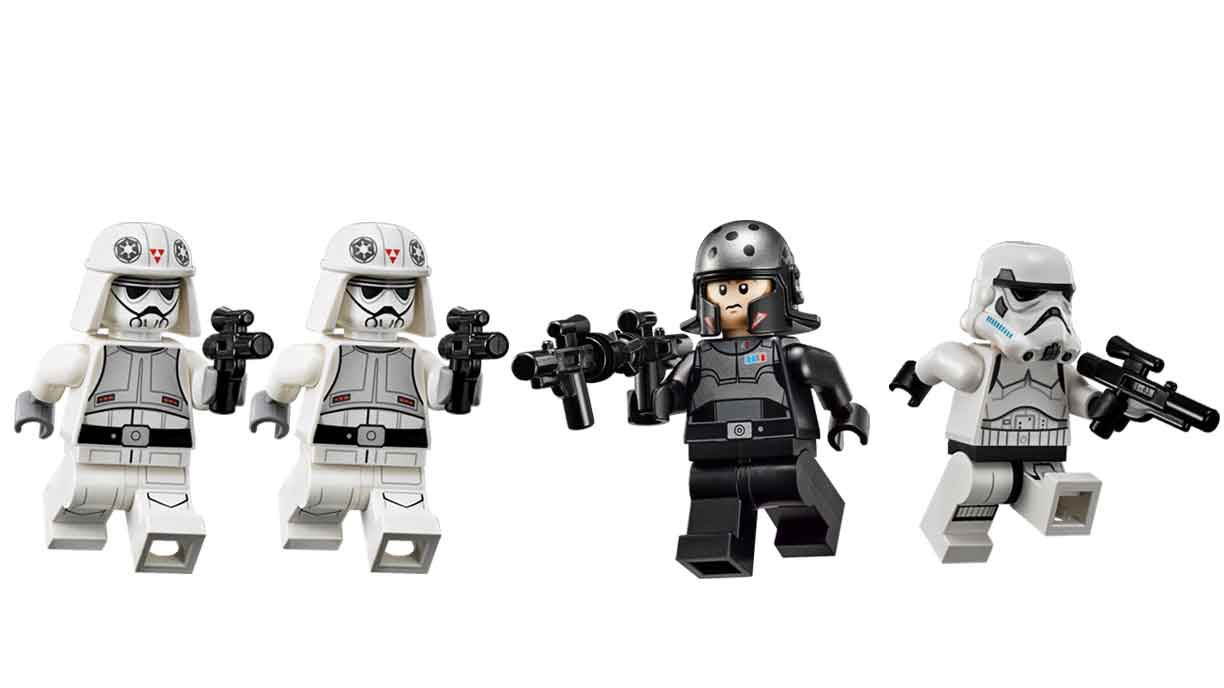 LEGO.com Star Wars Products - Rebels - 75083 AT-DP™